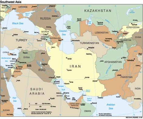 The futurist the us must act quickly in turkmenistan southwestasiamap sciox Image collections